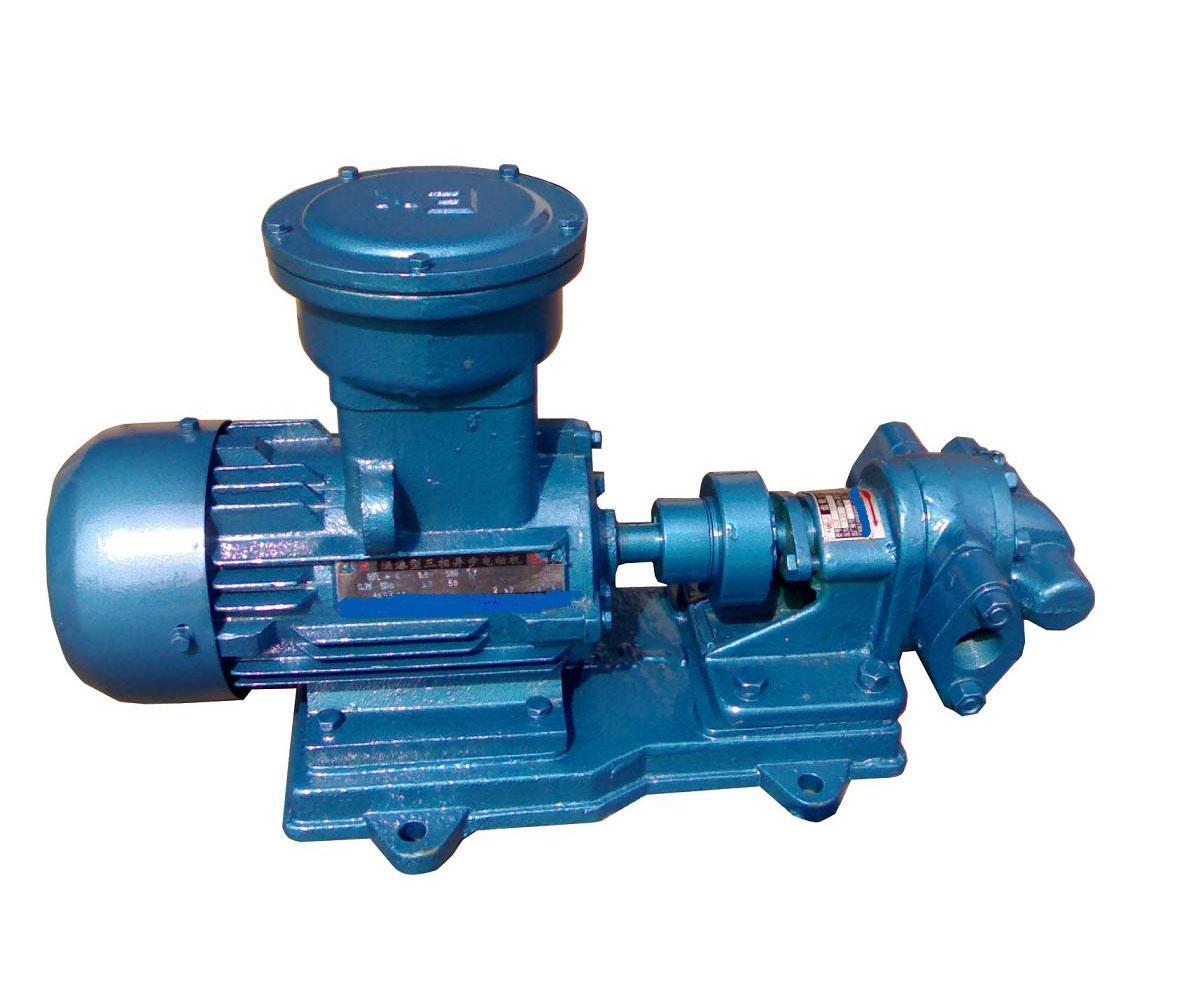 kcb300齿轮油泵